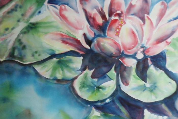Alice's Lotus