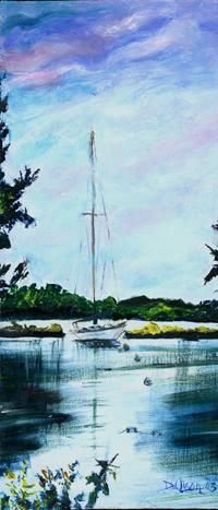 Sailboat of Tomorrow